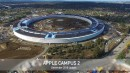 Amazing Drone Video of Apple Campus