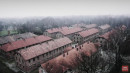 Eerie Drone Video Captures Auschwitz Concentration Camp