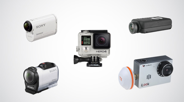 5 Best Cameras for your Quadcopter