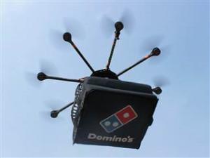 comm drone