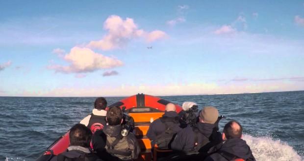 drone-flight-english-channel