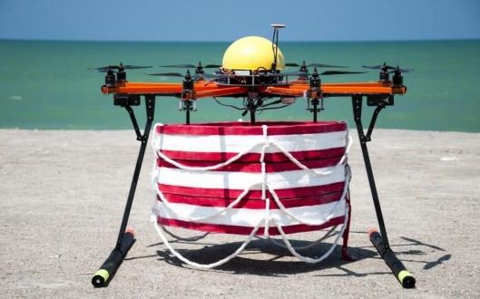 drone life guard