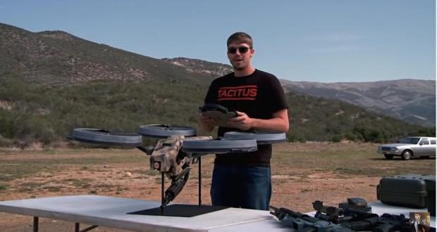 drone-machine-gun