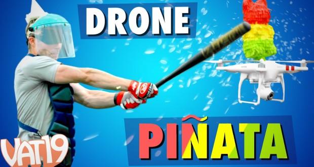drone-pinata