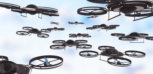 drone traffic