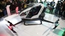 Insane Car-Sized Passenger Drone