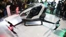 Insane Car-Sized Passenger Drone