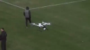 Fan Takes Down Drone with Toilet Roll