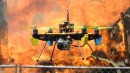 An Aerial Perspective: How Using Drones Makes Firefighting Safer