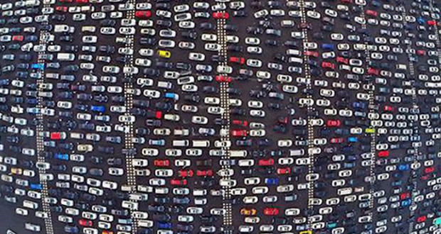 insane-traffic-jam-china
