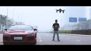 DJI Inspire 2 vs Audi R8