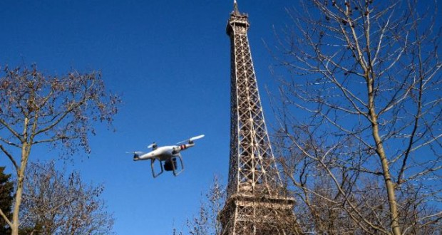 landmark drone