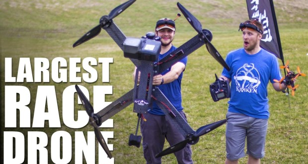 largest-racing-drone