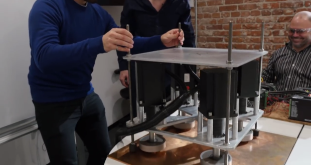 magnetic-levitation-lifts-drone