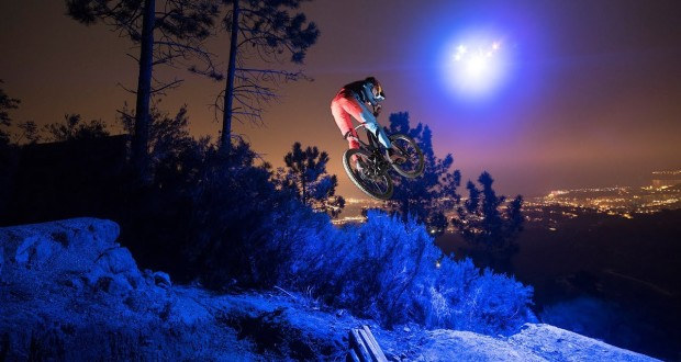 mtb-bike-trail-drone-led