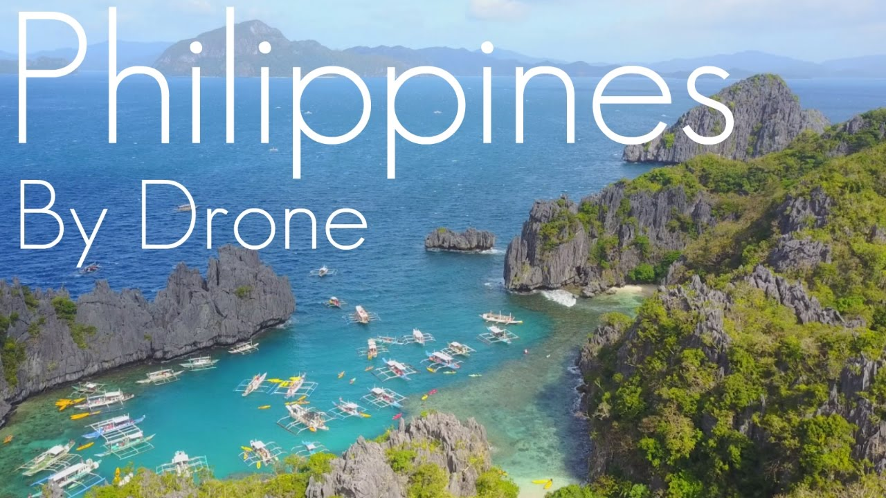 Beauty of the Philippines Captured by Drone - EyeOnDrones.com