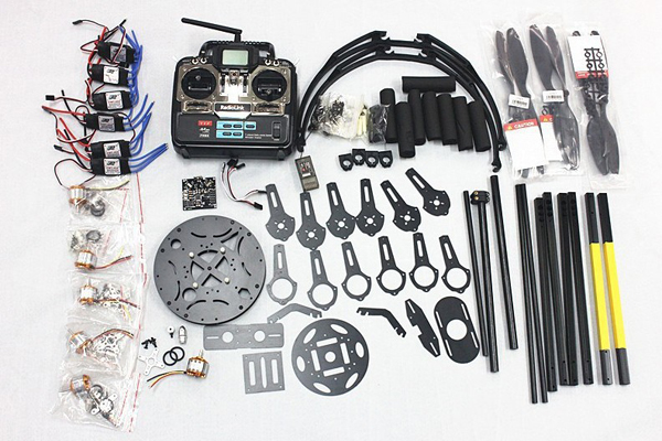 Ultimate List Of Quadcopter Parts For Your DIY Build