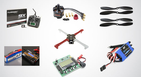 quadcopter-parts-list