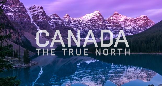 western-canada-drone-footage